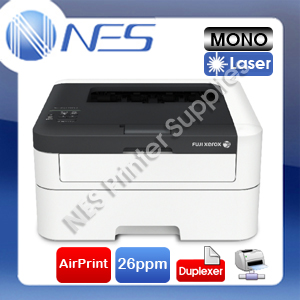 Fuji Xerox DocuPrint P225d Mono Laser Network Printer+Duplex+AirPrint DPP225d