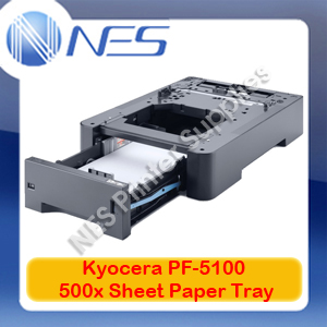 Kyocera Genuine PF-5100 500xSheet Paper Tray Feeder for P6130CDN/P6035CDN/M6030CDN