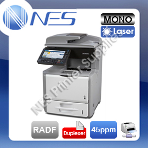 Ricoh SP-5200S 3-in-1 Mono Laser Network Printer+Auto Duplex+RADF+3-Year Warranty (RRP:$4155.80)
