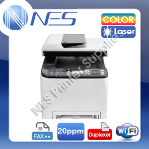 how to connect ricoh printer to wireless network