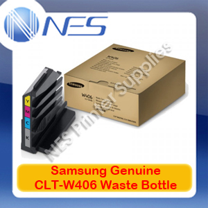 Samsung Genuine CLT-W406 Waste Toner Bottle for SL-C480FW/SL-C460FW/SL-C430W/SL-C410W (SU426A)