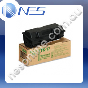 Kyocera Genuine TK-17 Toner Kit Cartridge for Kyocera FS-1000/FS-1010 6K Yield [P/N:TK17]