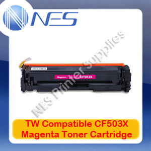 TW Compatible #202X MAGENTA High Yield Toner Cart for HP M254dw/M254nw/M280nw  [CF503X]