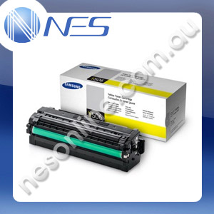 Samsung Genuine Y506L YELLOW Toner Cartridge for CLP680DW,680ND,CLX6260FD,6260FR,6260FW,6260ND [CLT-Y506L] SU517A