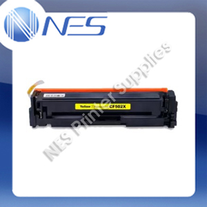 CT Compatible #202X YELLOW High Yield Toner HP M254nw/M280nw/M281fdn [CF502X] 2.5K