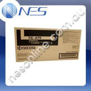 Kyocera Genuine TK-479 Toner Cartridge for Kyocera FS-6025MFP/FS-6030MFP/FS-6525MFP/FS-6530MFP [TK479]