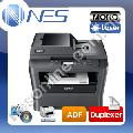 Brother DCP-7065DN 3-in-1 Mono Laser Network Printer+ADF+Auto Duplexer /w TN2230 Starter Kit Toner Inc. Factory Refurb [DCP-7065DN-RFB]
