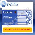 Brother Genuine PC-404RF Fax Refill Rolls Value Pack->FAX-645/685MC/727/817/827