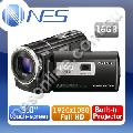 SONY HDRPJ10E HD Video Handycam Camcorder /w Built-in Projector 16GB Flash Memory [HDR-PJ10]